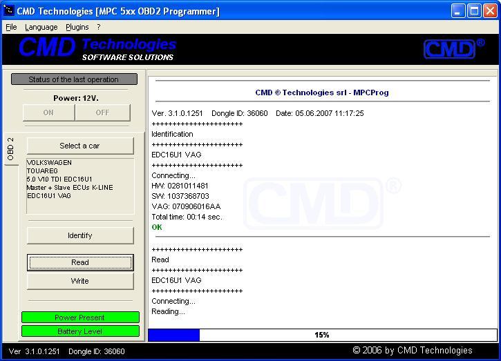EDC15 TDI ECU Tuning